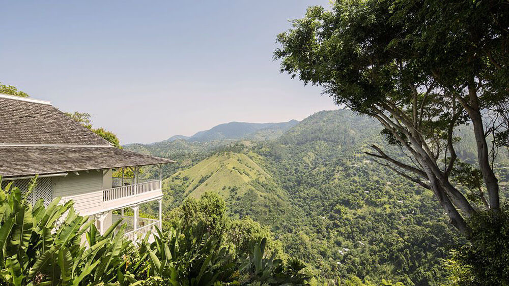 Strawberry Hills Is the Luxury Retreat in Jamaica's Blue Mountains