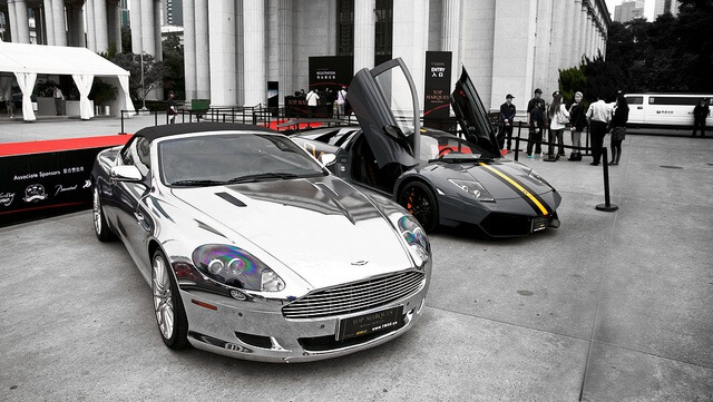 The 10 Most Expensive Rides Owned by Athletes