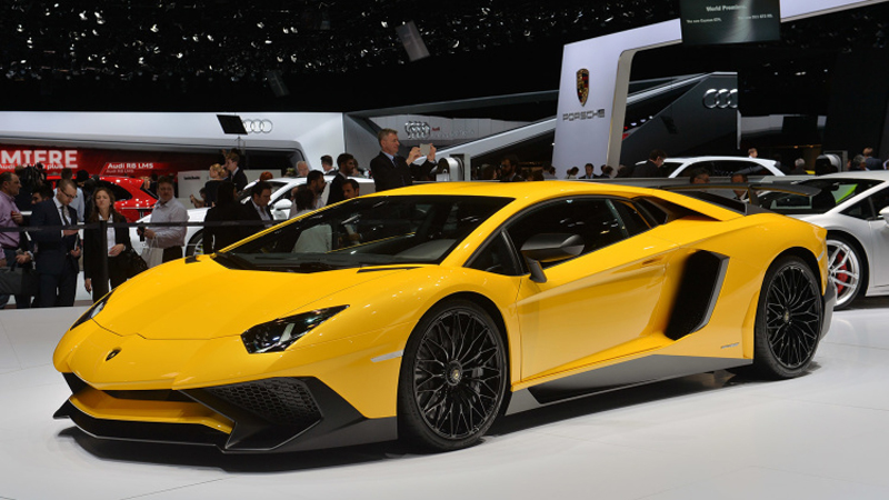 The Lamborghini Aventador SV Has Sold Out - EALUXE | via autoblog.com