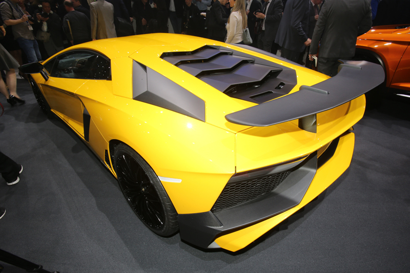 The Lamborghini Aventador SV Has Sold Out - EALUXE | via wot.motortrend.com
