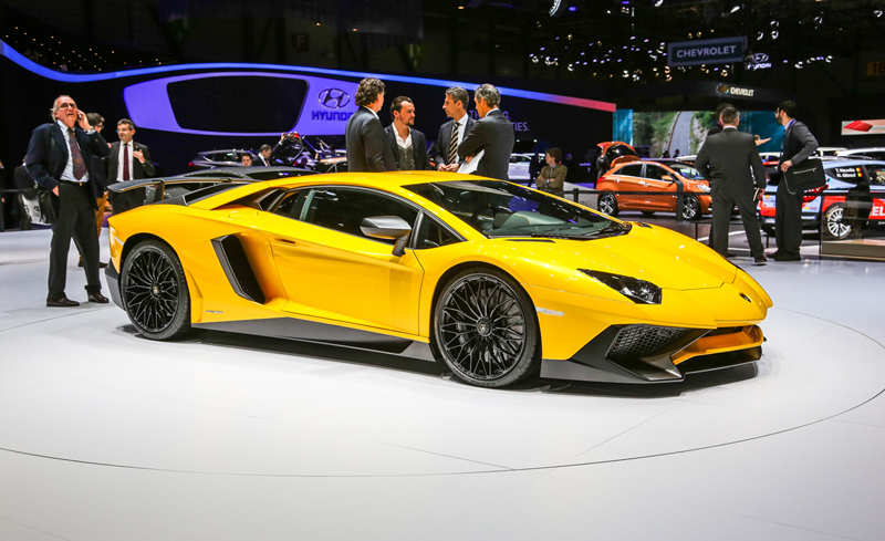 The Lamborghini Aventador SV Has Sold Out - EALUXE | via caranddriver.com