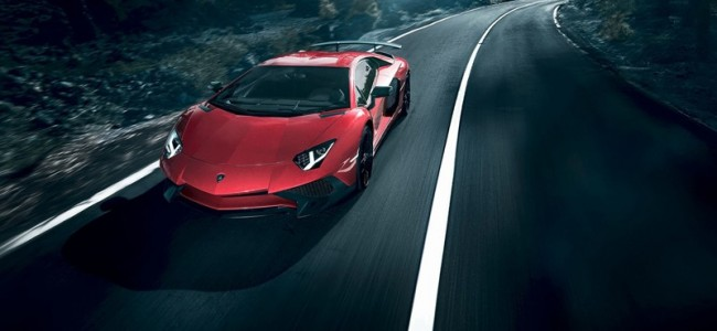 The Lamborghini Aventador SV Has Been Completely Sold Out