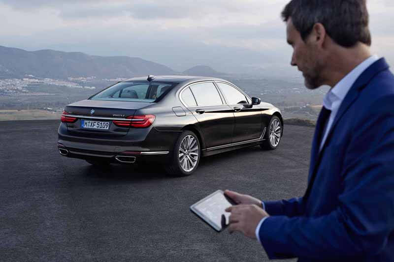 The Luxury BMW 7 Series Unveiled Today - EALUXE 4