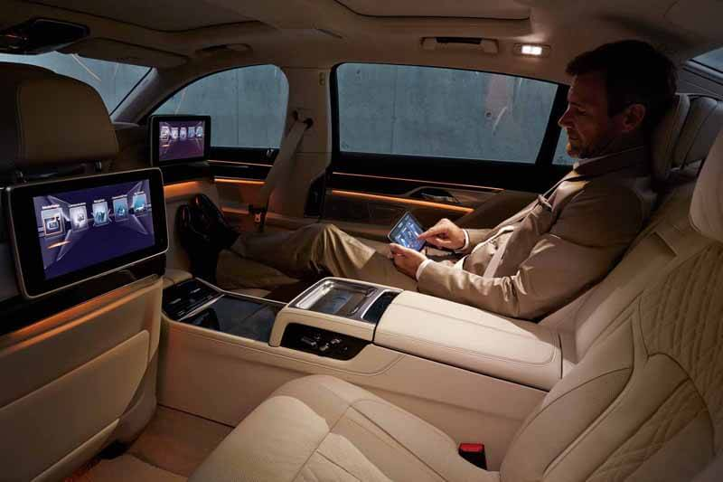 The Luxury BMW 7 Series Unveiled Today - EALUXE 5