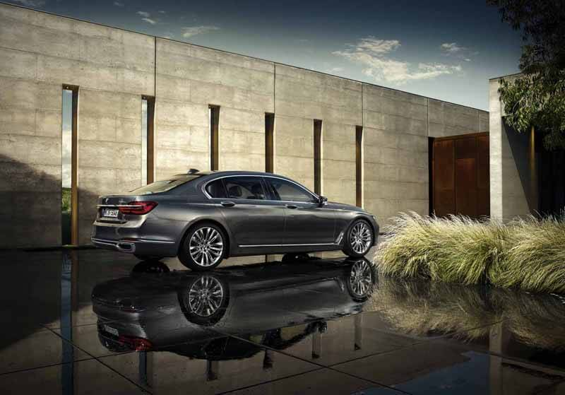 The Luxury BMW 7 Series Unveiled Today - EALUXE 8