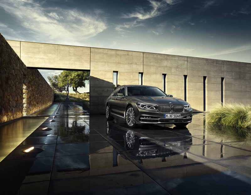 The Luxury BMW 7 Series Unveiled Today - EALUXE