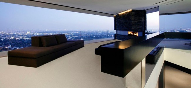 The OpenHouse Is A Luxurious Modern Hollywood Mansion Designed By XTEN Architecture