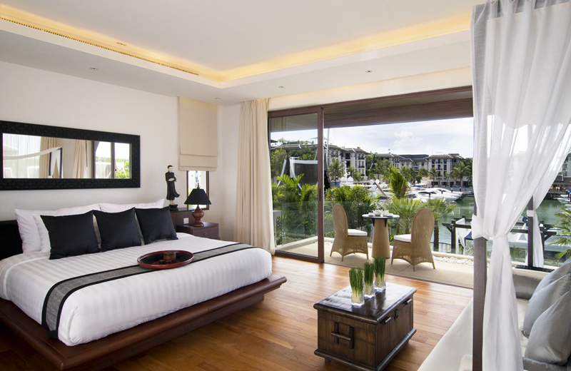 This Luxury Villa From Thailand Features A Yacht Dock 11