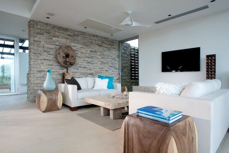 Two Modern Villas Feature A Luxury Design - EALUXE 8