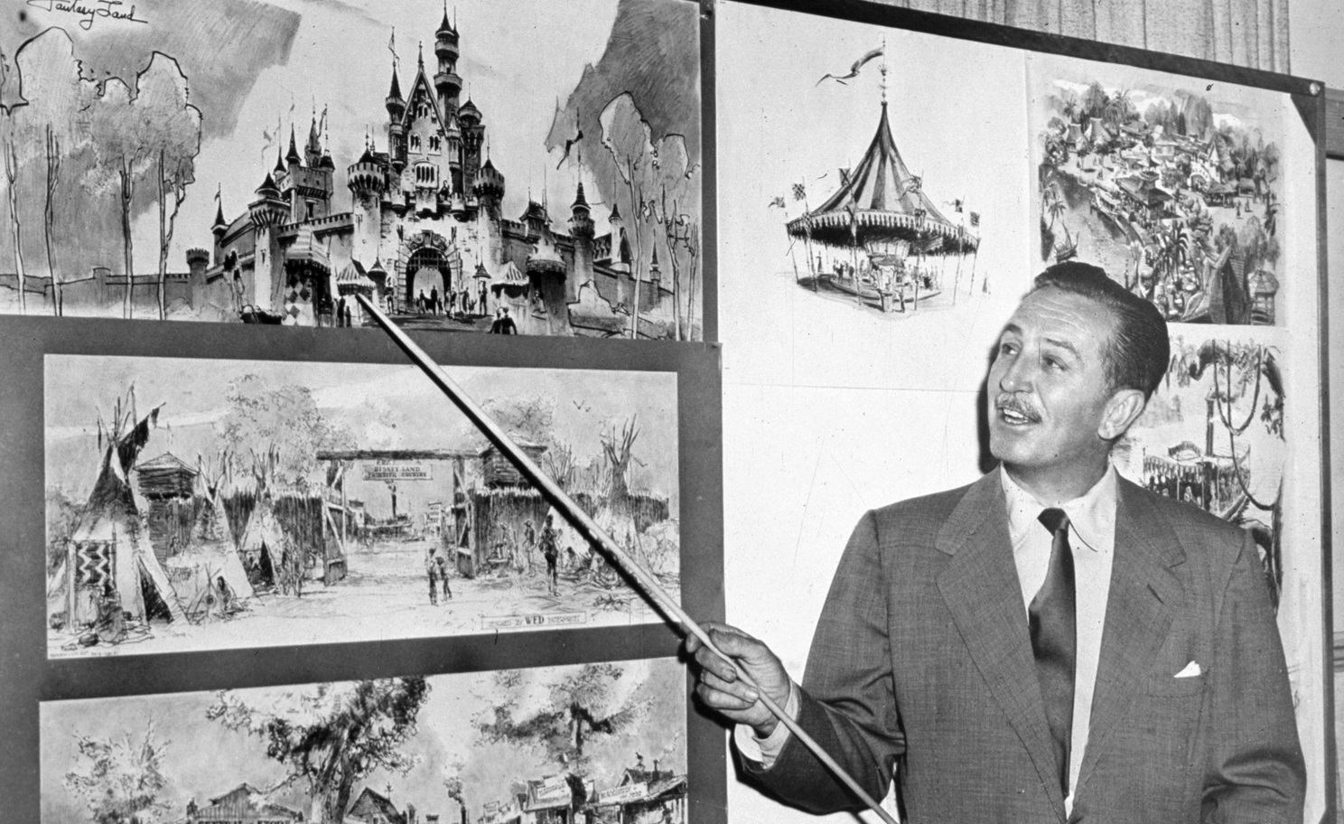 Things you didn't know about Disney