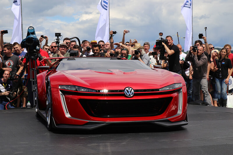 Volkswagen GTI Roadster Features One Insane Concept | via gran-turismo.com