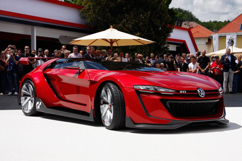 Volkswagen GTI Roadster Features One Insane Concept | via forums.fourtitude.com