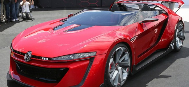 The Volkswagen GTI Roadster Features One Insane Concept