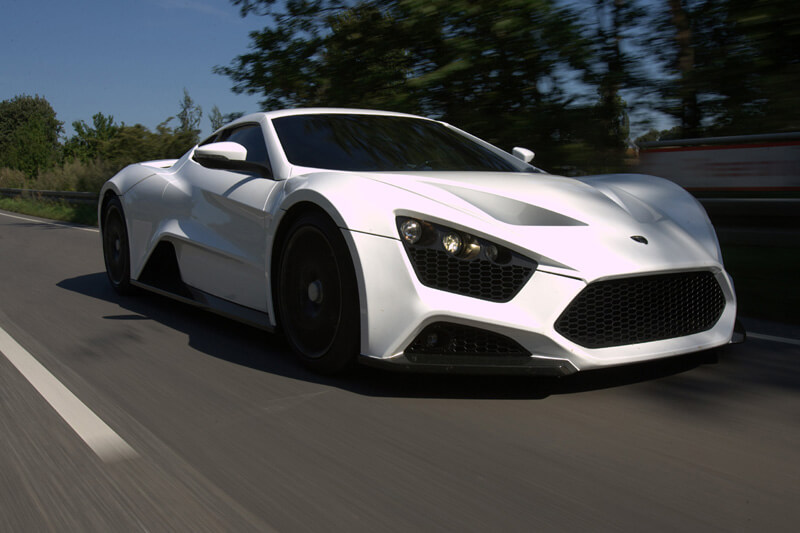 Zenvo ST1 - A Luxurious High Performance Vehicle | via forums.ubi.com
