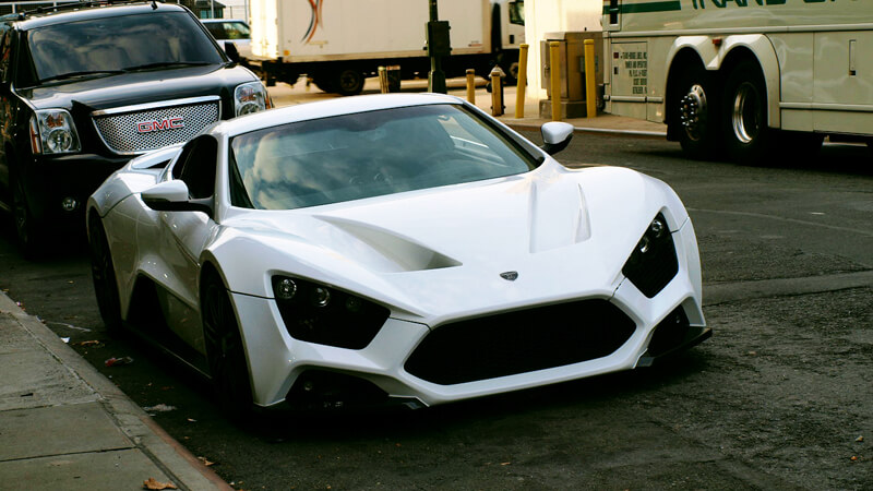 Zenvo ST1 - A Luxurious High Performance Vehicle | via autofrei.wordpress.com
