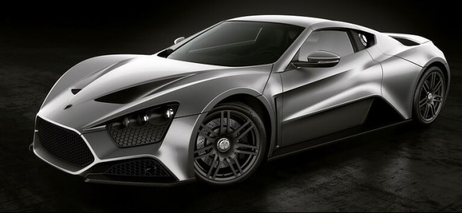 Zenvo ST1 – A High Performance Supercar With A Price Tag Of $ 3.100.000