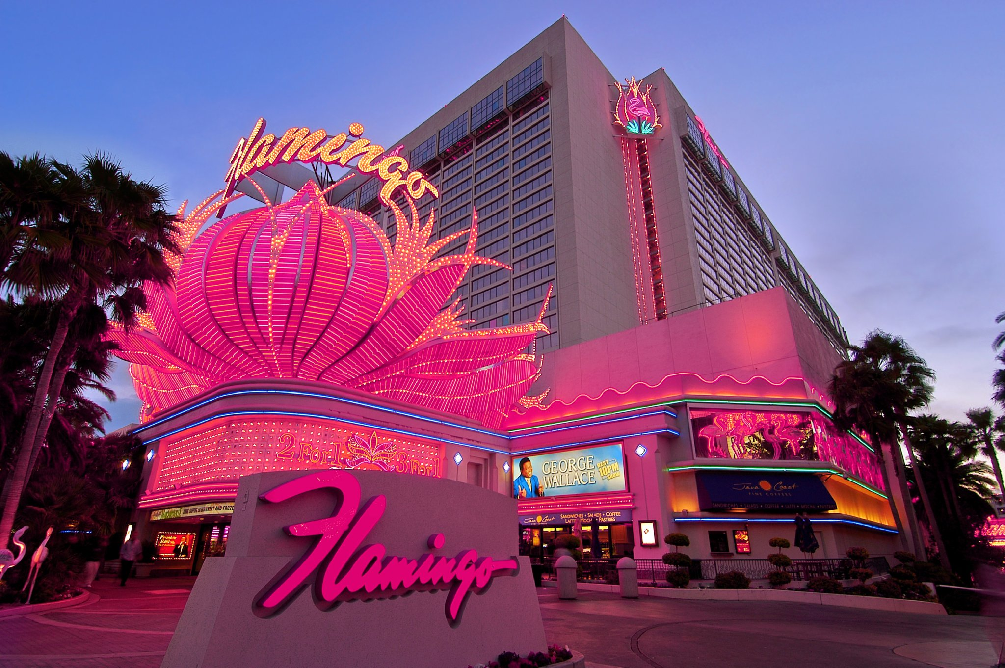 Flamingo Hotel Las Vegas Number Of Rooms