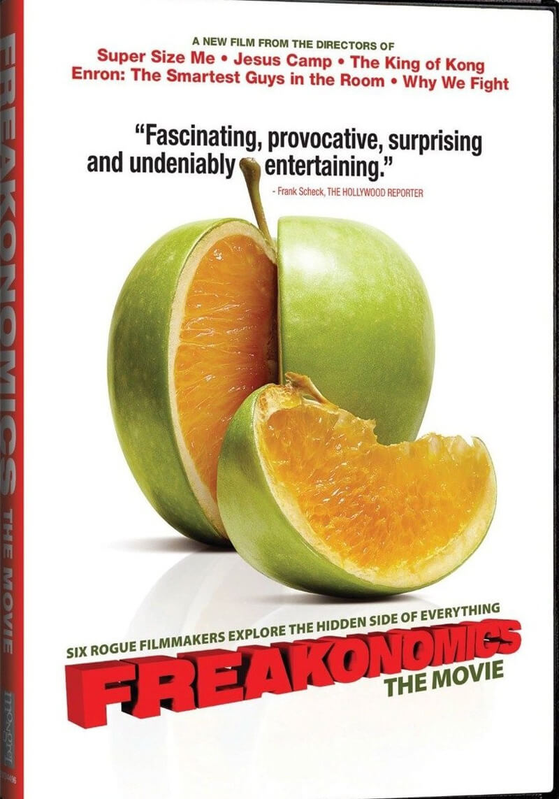 # 10 Freakonomics The Movie | 10 Awesome Documentaries That Every Entrepreneur Must Watch | via
