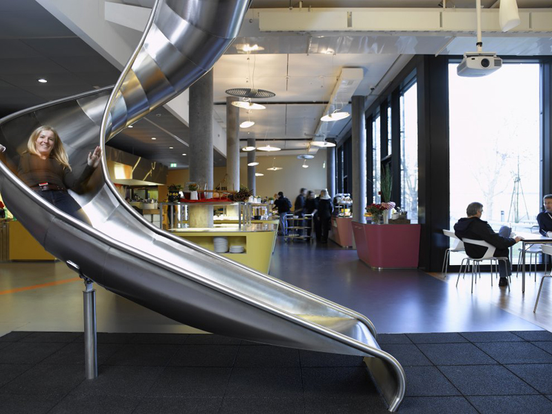 # 9 Google | 10 Most Awesome Company Offices In The World - EALUXE | via www.zdnet.com