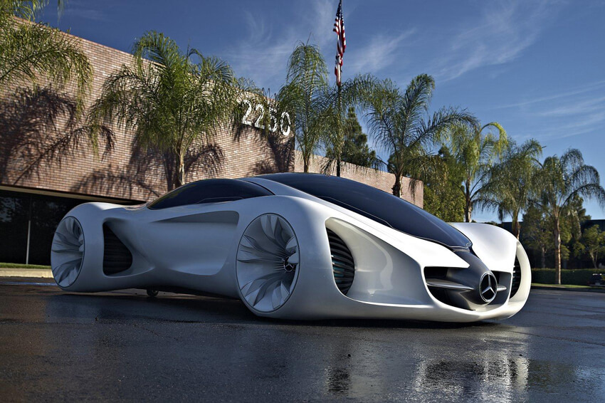 # 10 Mercedes Benz Biome | 10 Most Remarkable Futuristic Cars In Development | via autoblog.gr