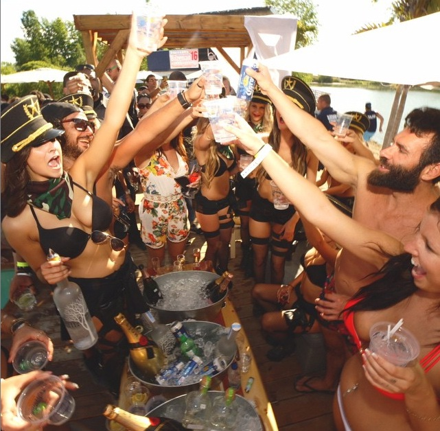 Dan Bilzerian Drops Over $650K For A Party At Electric Zoo