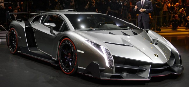Lamborghini Veneno – An Outstanding Supercar With A Price Tag Of $ 5.300.000
