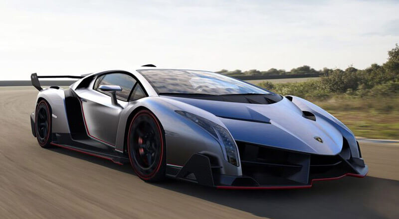 Lamborghini Veneno - An Outstanding Expensive SuperCar | via playbuzz.com