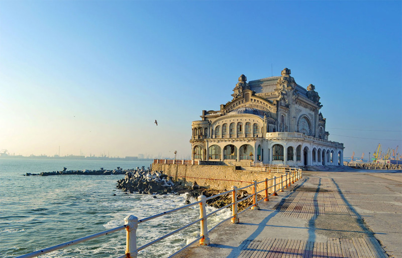 # 10 Casino Constanta | Let These 10 Unique Places From Romania Amaze You | via radioconstanta.ro