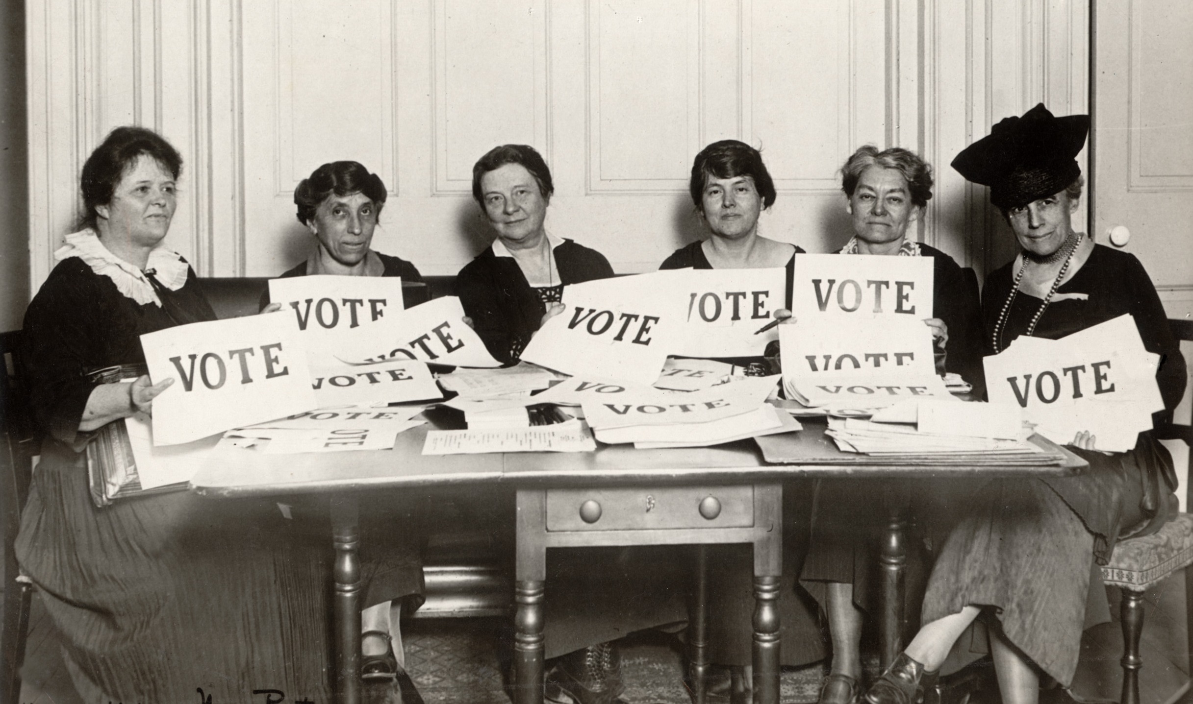 20 Things You Didn't Know About New Zealand Women voting