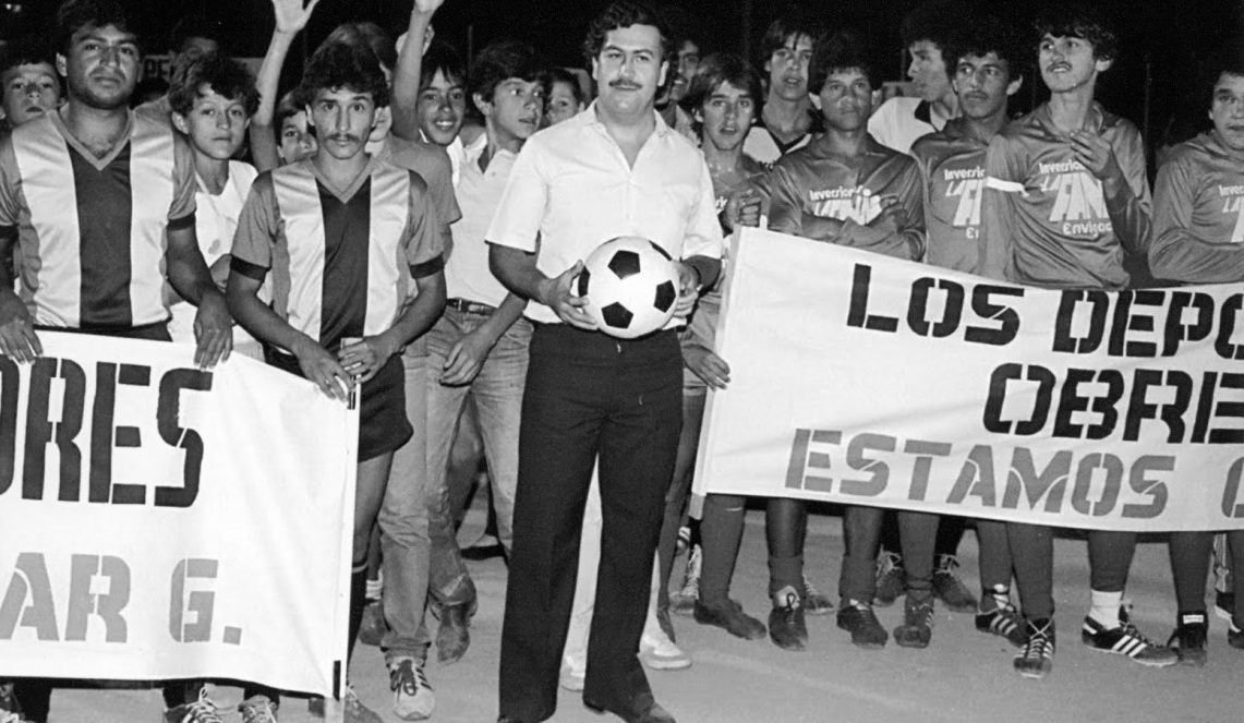 Things you didn't know about Pablo Escobar