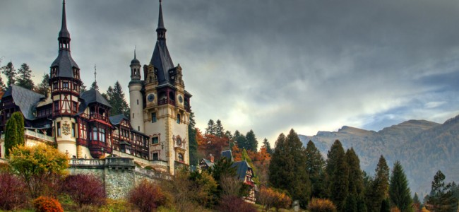 Let These 10 Unique Places From Romania Amaze You