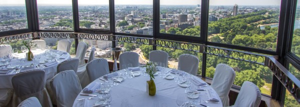 Munificent Dining at Galvin at Windows - EALUXE.COM Canary Wharf