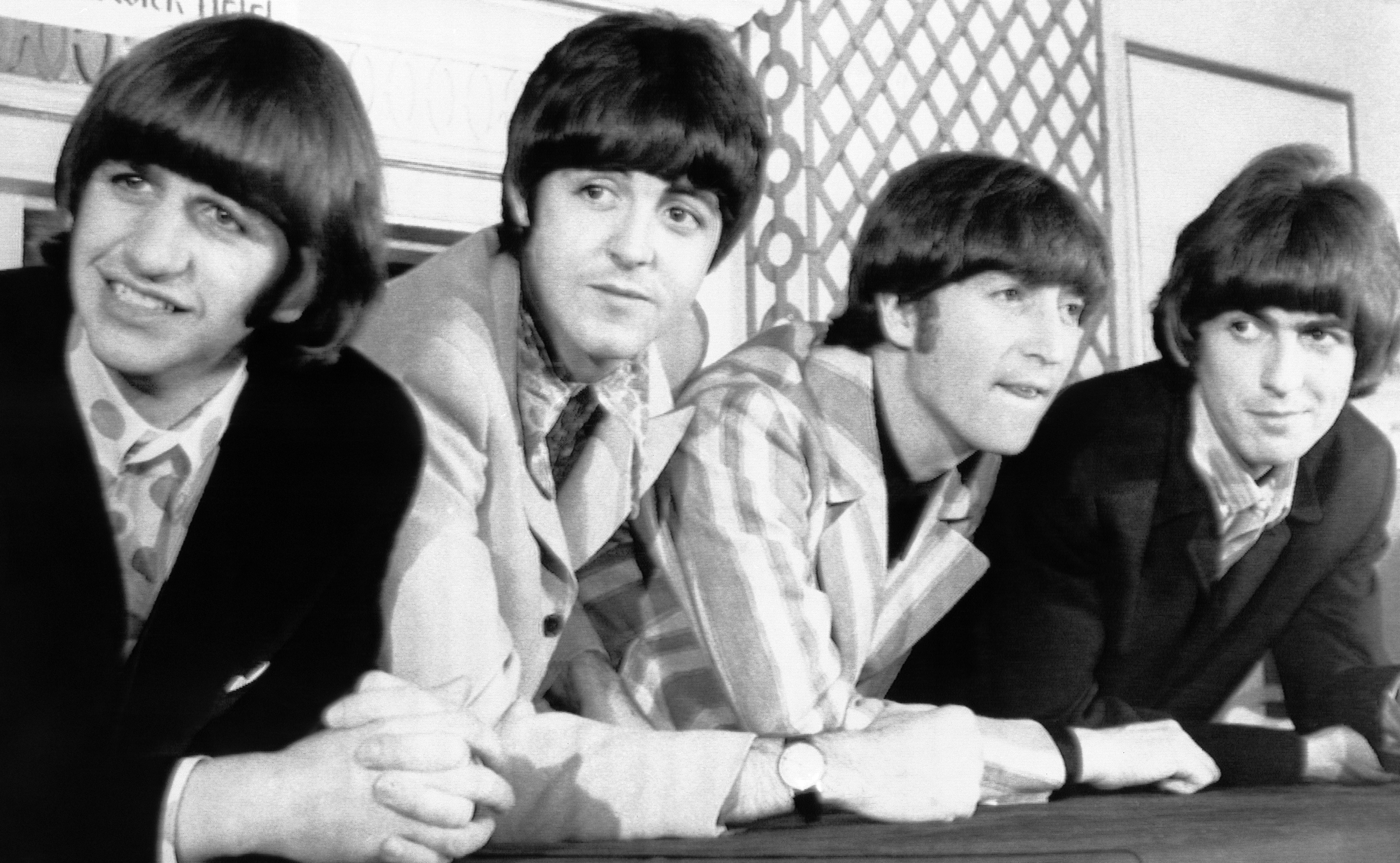 The Famous Beatles Haircut Was Actually Inspired From Young German Men At That Time