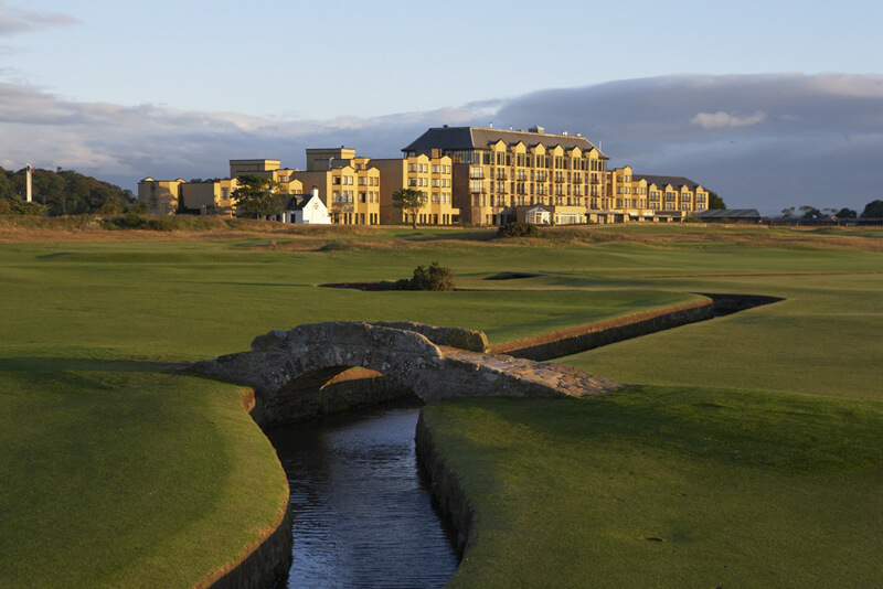 # 10 Old Course Hotel  | 10 Unique Resorts In Europe | via tripadvisor.com