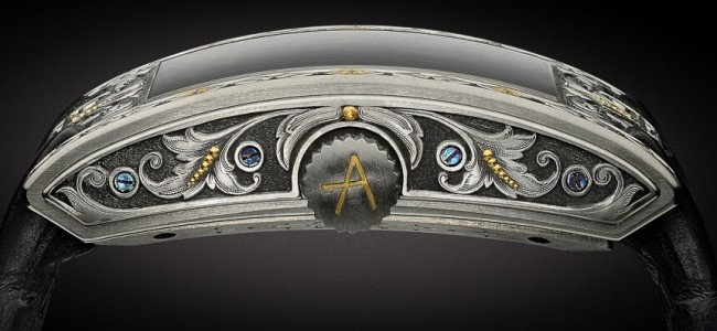 This Arabesque Tourbillon Watch Is Worth $217,000 & It Can Be Yours!