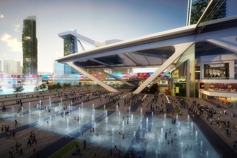 Forthcoming Dubai Complex From Meydan Developer 4