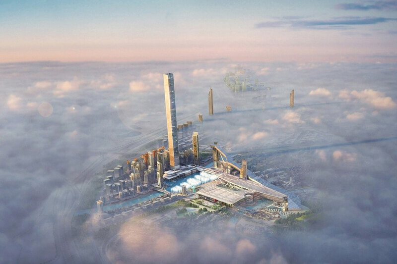 Forthcoming Dubai Complex From Meydan Developer 5