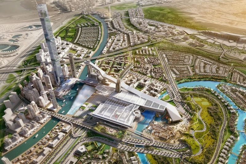 Forthcoming Dubai Complex From Meydan Developer 6
