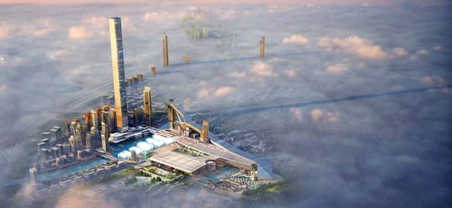 The Forthcoming Dubai Complex Will Break Five World Records