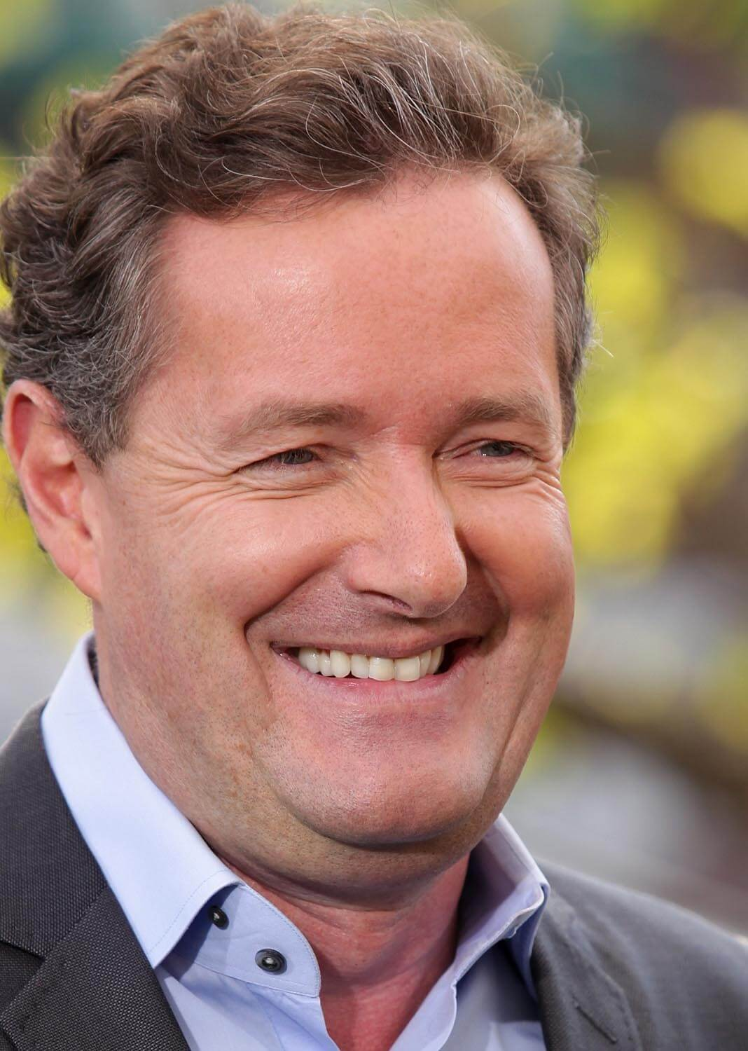 PIERS Morgan is known for being very opinionated on Good Morning Britain on Twitter on Arsenal and pretty much any other subject he discusses or show
