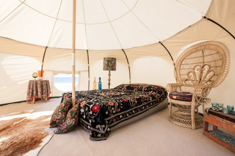 Lotus Belle Tents Will Provide You with the Best Luxury Camping Experience