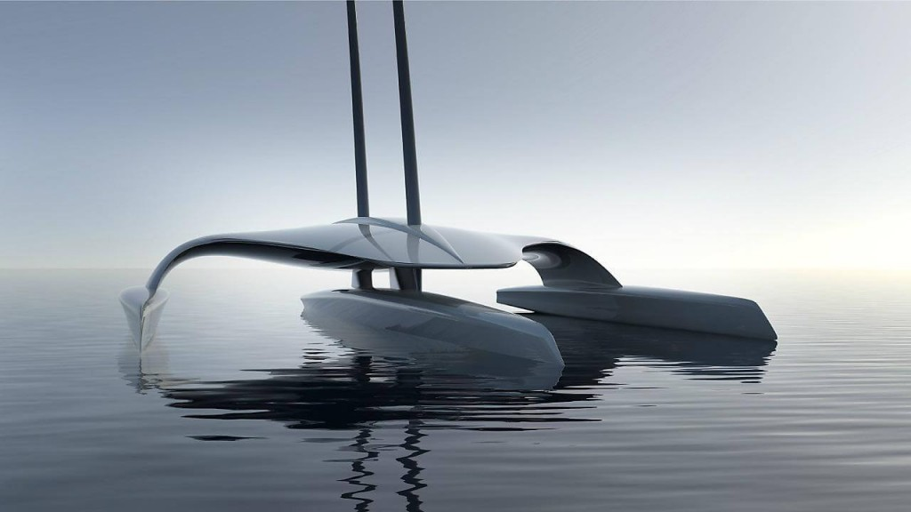 MARS By Shuttleworth Will Be the First Unmanned Ship To Cross The Atlantic