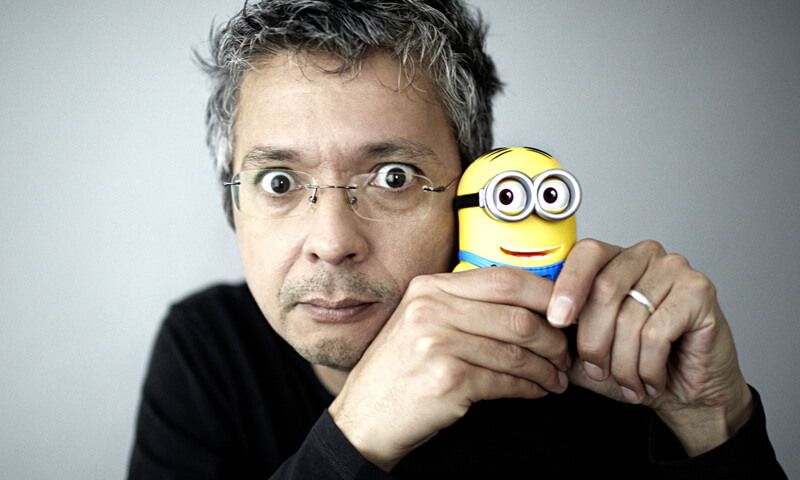 # 10 Pierre Coffin est. $600.000 | Richest Voice Actors Featured In Minions | via zimbio.com