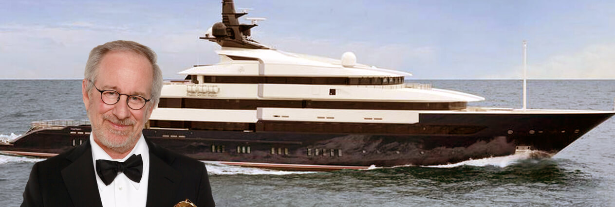 Steven Spielberg Is Selling His $185 Million Mega Yacht (14)