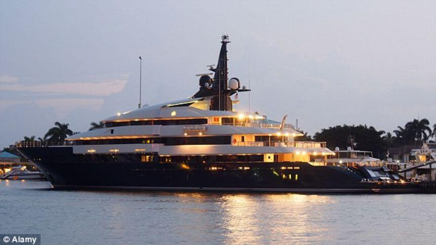Steven Spielberg Is Selling His $185 Million Mega Yacht