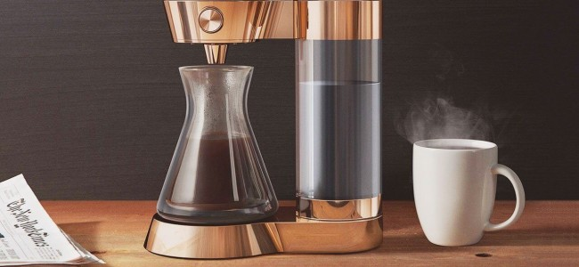 The First Smart Artisanal Coffee Machine Comes From Poppy And You Must Have It