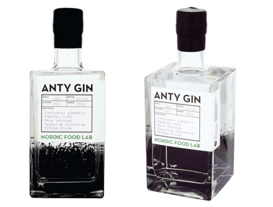 The Gin Made From The Red Wood Ants
