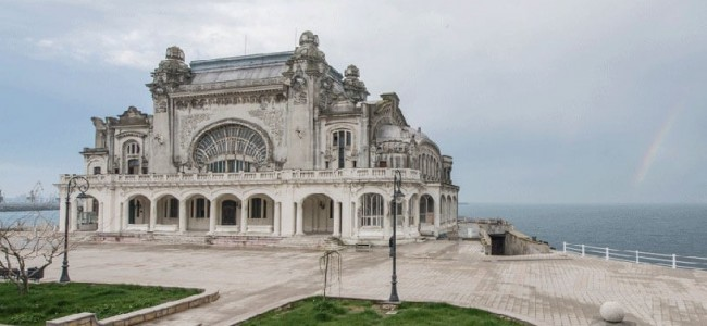 This Place Used To Be the Most Magnificent Building in Romania