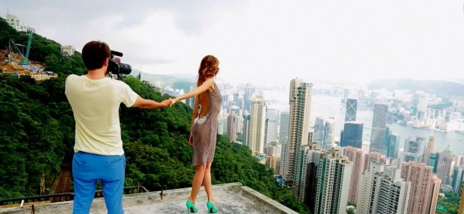 You Must See The #FollowMeTo Couple's Honeymoon Photos!