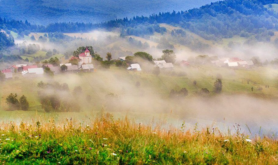 10 of the Most Beautiful Villages in Romania You Must Visit |@adevarul.ro|